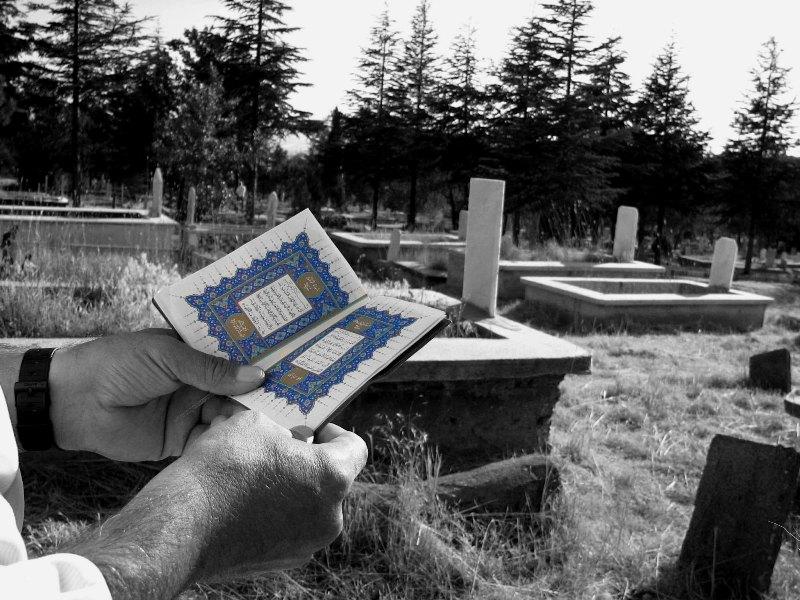 Ölüye Kur'an Okumak