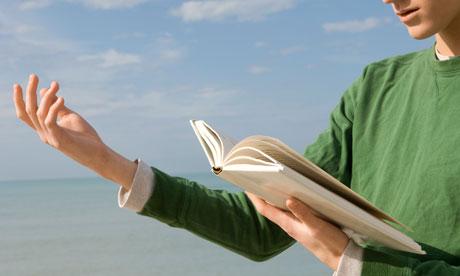 Şiir Okumak