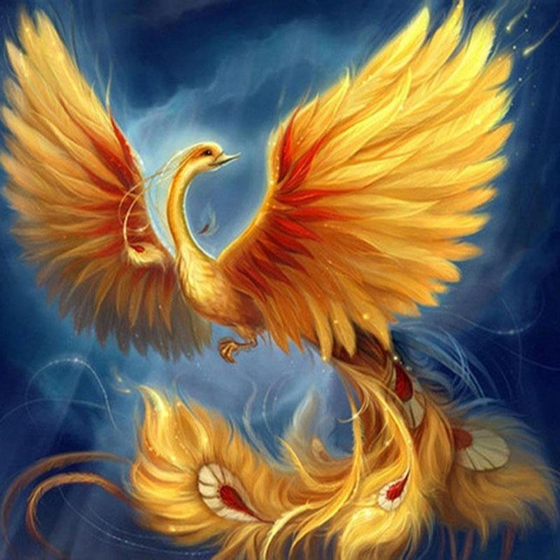 Tuğrul Kuşu (Zümrüdü Anka)