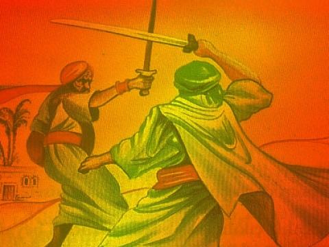 Emeviler Hz. Ali'ye karşı savaştılar