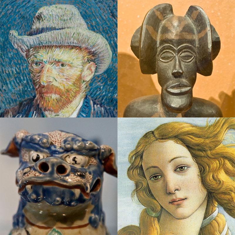 Resim : Resim ve Heykel Sanatı