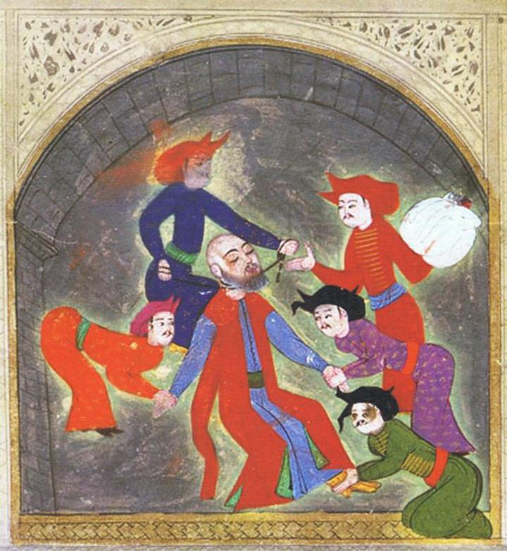 Osmanlı'da Kardeş Katli Caiz Görülmüştür.