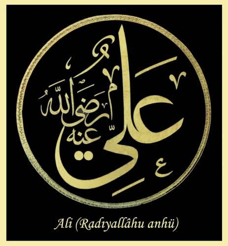 Hz. Ali Ra.
