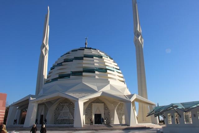Altunizade İlahiyat Fakultesi Camii