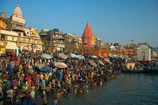Ganj Nehri ve Hindular