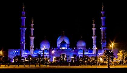 Sheikh Zayed Cami